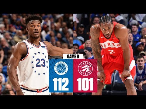 76ers Force Game 7 On The Backs Of Embiid, Butler, Simmons Vs. Raptors | 2019 NBA Playoff Highlights