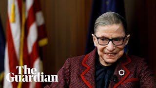 Best Ruth Bader Ginsburg Moments