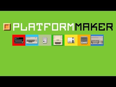 Platform Maker Announce Trailer Updated