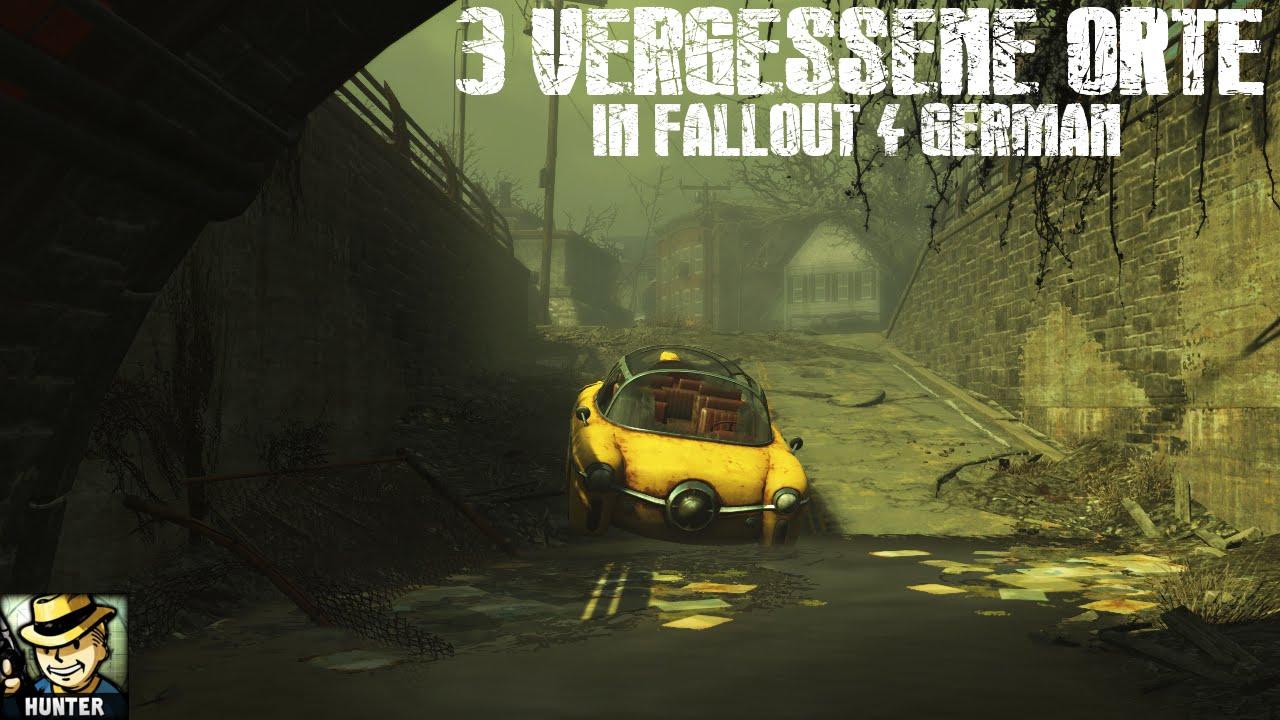 Fallout 4 Orte