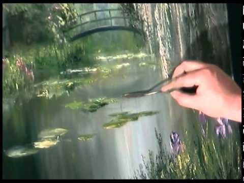 Видео-уроки живописи - Уроки рисования Боба Росса