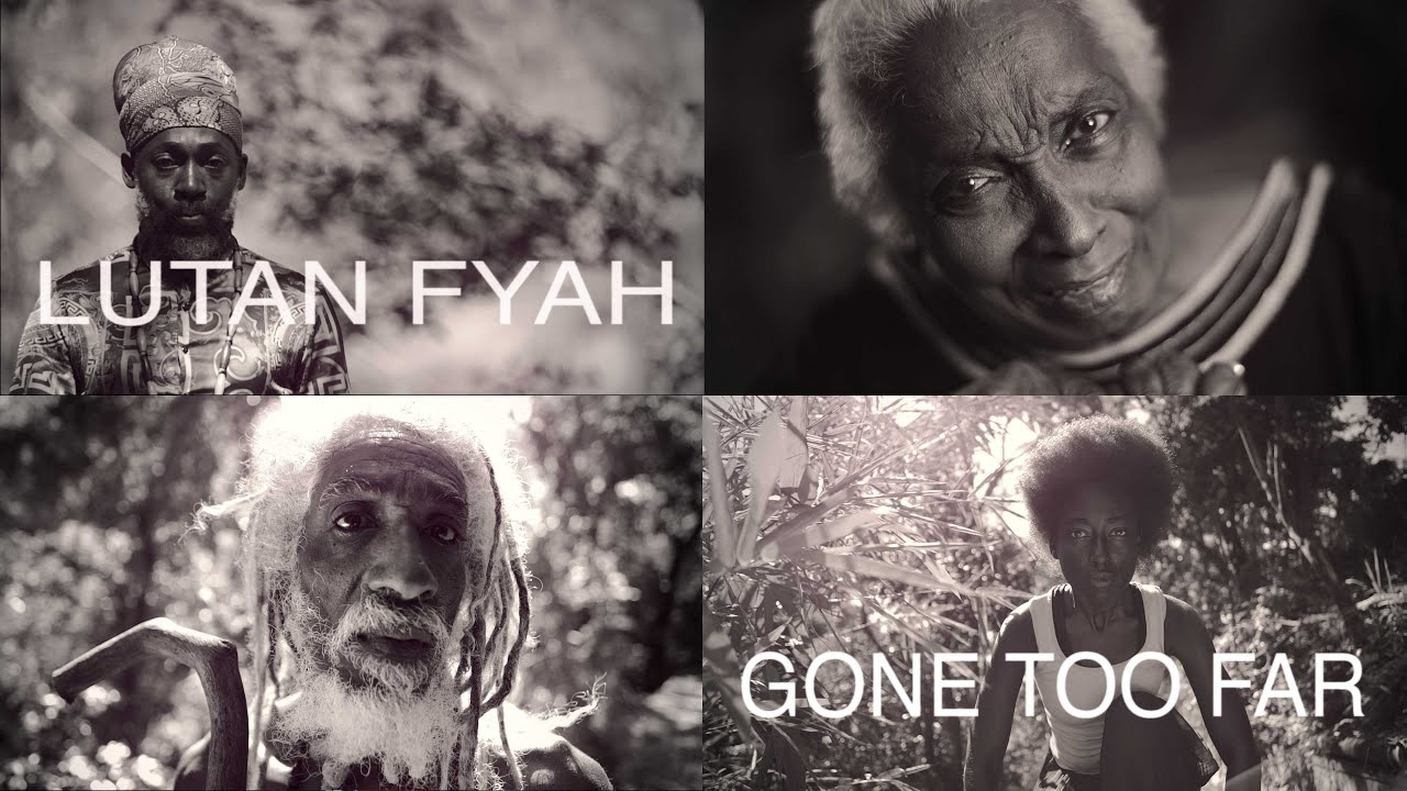 Lutan Fyah | Gone Too Far | Official Video 2020