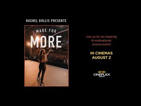 Rachel Hollis Made For More Movie