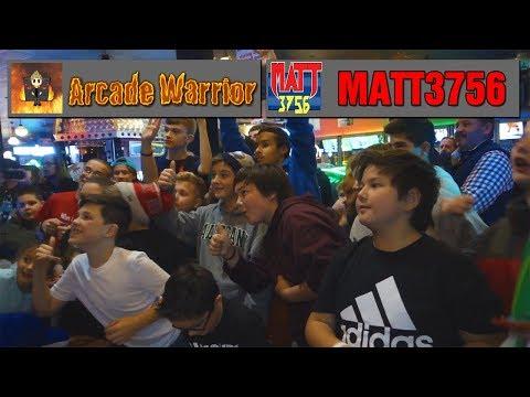 Arcade Warrior & Matt3756 Meet and Greet 2017