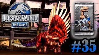 Nasuceratops Arena Showcase | Jurassic World - The Game | #35