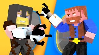 Portal Payback [Minecraft Animation] ★ Dumb & Dumber Shorts