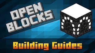 OpenBlocks - Building Guides