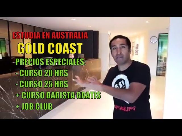 EN VIVO: revisa la visita a OHC en Gold Coast | Australia - by ESL Chile