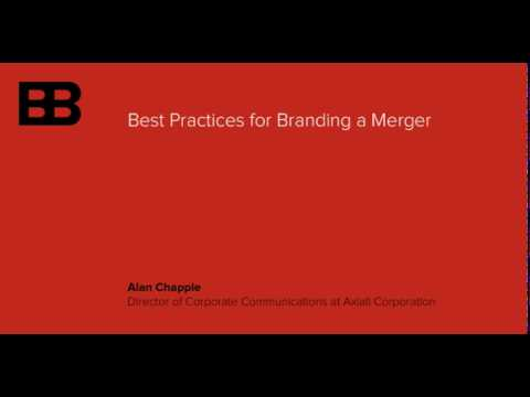 Best Practices for Branding a Merger
