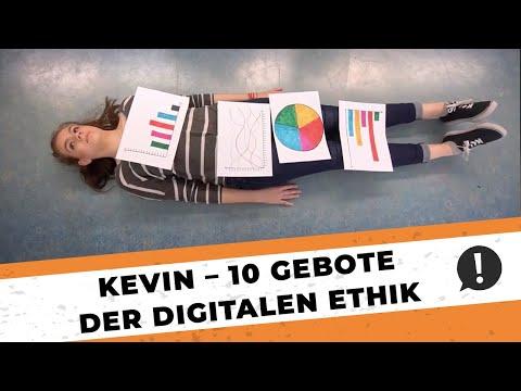 10 Gebote Der Digitalen Ethik (Rap) – Kevin (JUUUPORT.de)