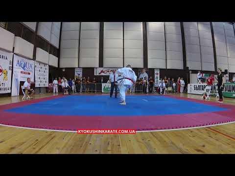 -70, 1/16 Artyom Galoyan (Ukraine) - Marcin Krupa (Poland, aka)  - The 32nd European Championship