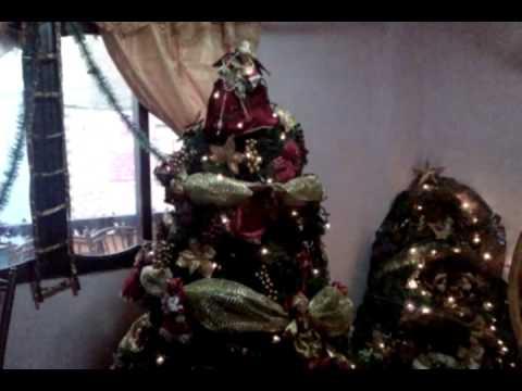 Arbolito de navidad giratorio youtube - Arbolito de navidad ...