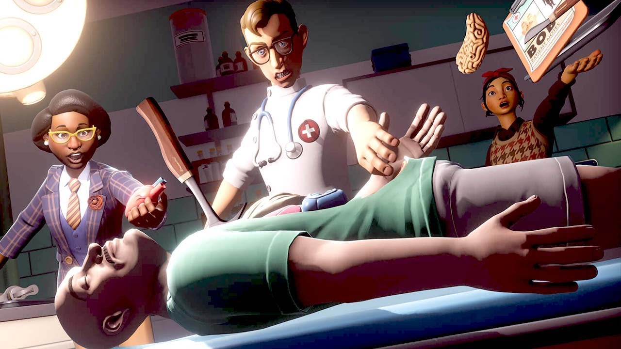 内臓が飛び出すハチャメチャ手術ゲームが面白すぎて爆笑した「 Surgeon Simulator 2 Beta 」