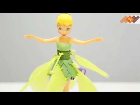 Кукла Flying Fairy 35803A Флайн Фейри Фея, парящая в воздухе - в продаже на TOY.RU