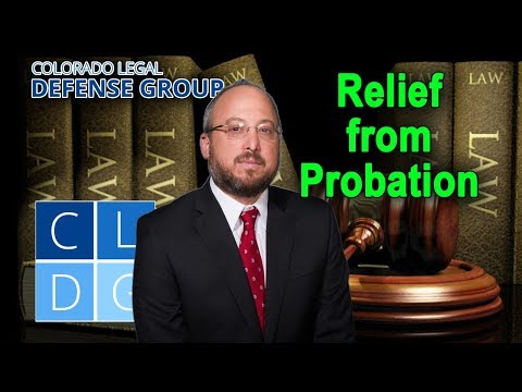 Sentenced to prison AND probation in Colorado? Appeal to get relief from probation