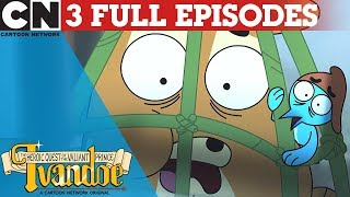 Ivandoe | Pretty Poodle, Sassy Gnomes and a Talking Tree | 3 Full episodes | Cartoon Network