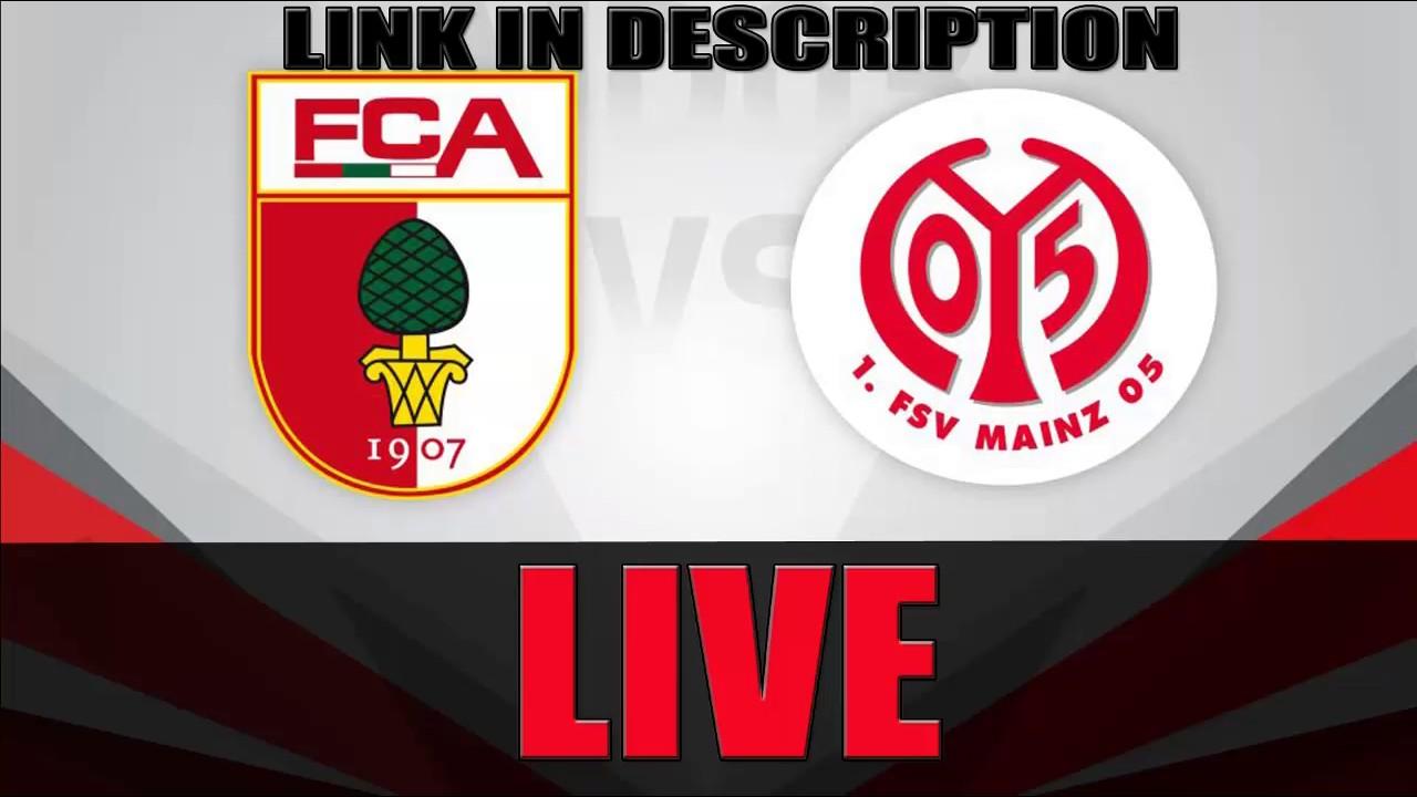 ^ Mainz vs ugsburg 10/02/2017 - Youube
