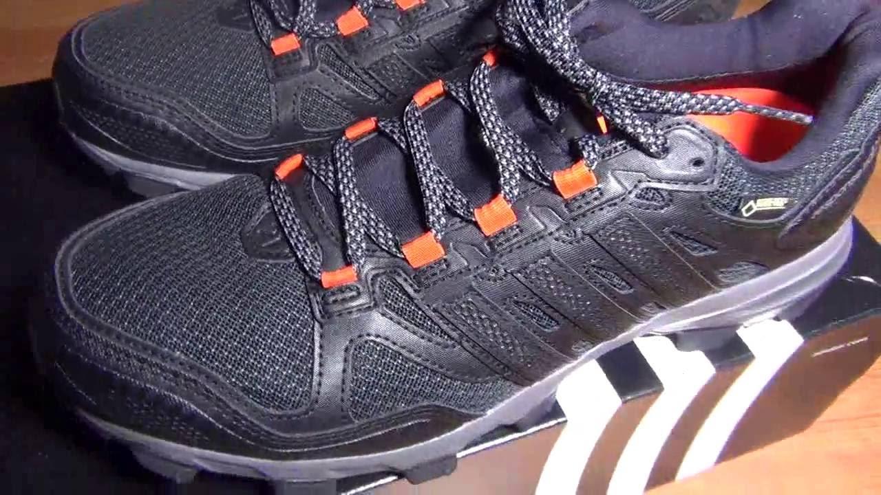 Adidas Response Trail 21 GTX Women's Running Shoes 10.5