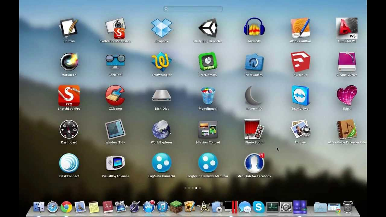 Must Have Applications for NEW Mac Users! - YouTube