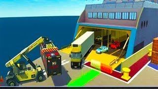 Truck Trials: Harbour Zone - Best Android Games - Android GamePlay - Truck Simulation Games Android