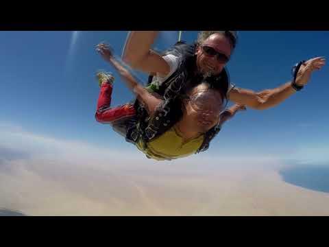 Skydive4Fun Namibia Swakopmund - Qiang