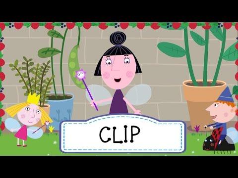 Ben y Holly - La clase de Nana Ciruela (Clip 3)