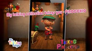Talking Pinocchio