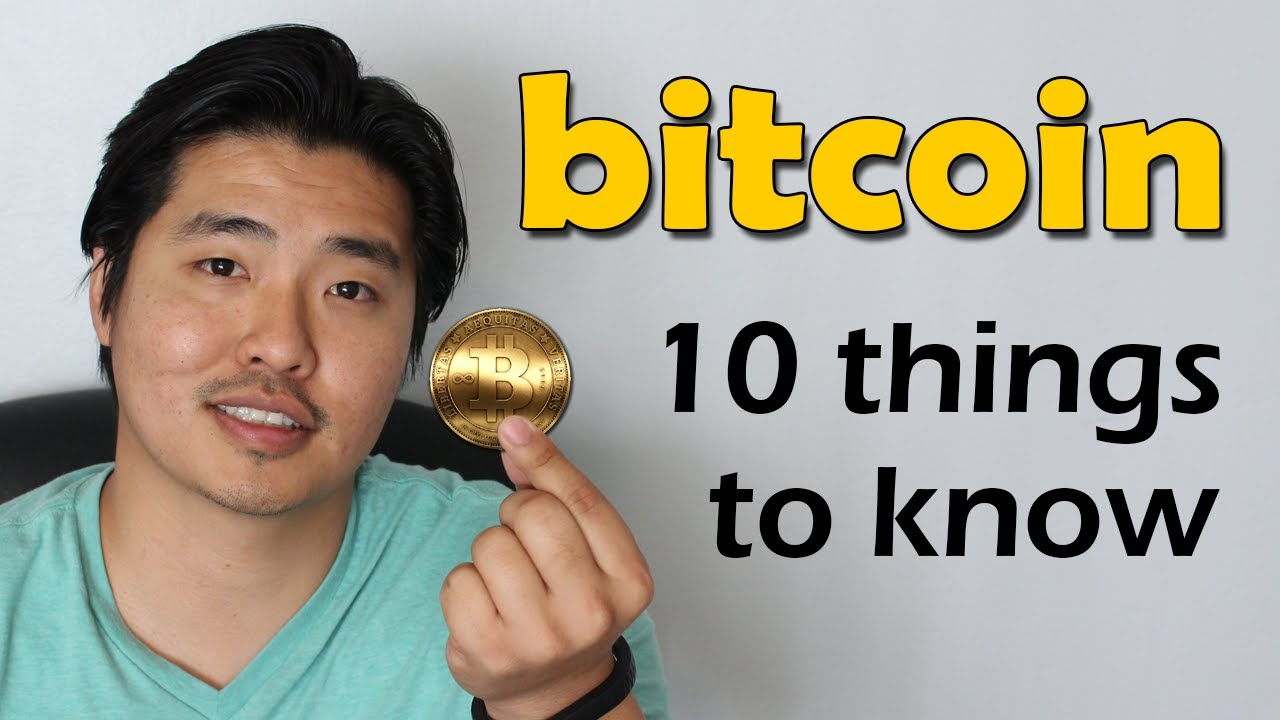 Download 10 Things to Know about Bitcoin