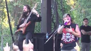 All that Remains - Asking Too Much - Aftershock 2013