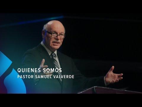 Quienes somos - Pastor Samuel Valverde
