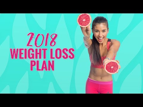 HOW TO LOSE WEIGHT IN 2018! Rawvana