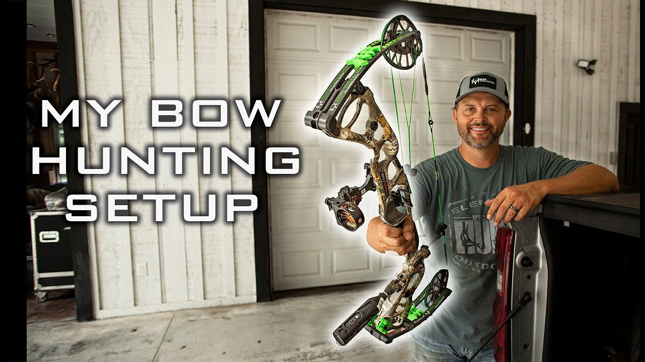 BOW & ARROW SETUP! Packing for an Elk Hunt - Michael Waddell