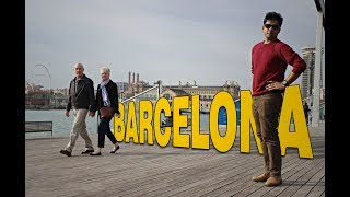 স্বপ্নের শহর বার্সেলোনা । Barcelona- The Dream City