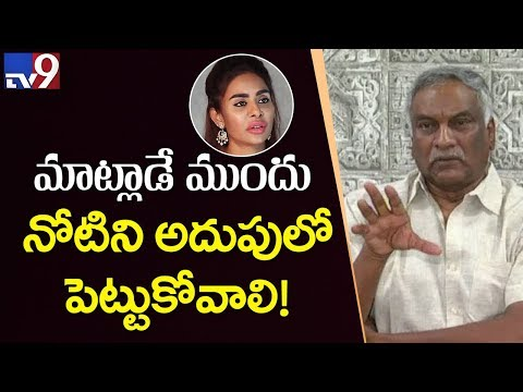 Tamma Reddy supports Pawan Kalyan against Sri Reddy || Tollywood Casting Couch - TV9