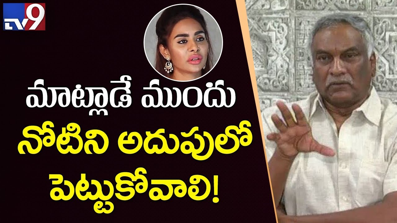 tamma-reddy-supports-pawan-kalyan-against-sri-reddy-tollywood-casting-couch-tv9