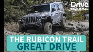 Great Drive: The Rubicon Trail | Drive.com.au