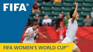 HIGHLIGHTS: China PR v. Cameroon - FIFA Women's World Cup 2015
