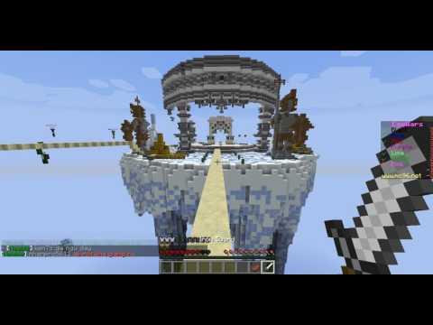 Minecraft MiniGame : EggWar MC96.NET