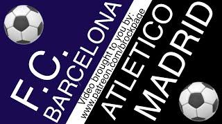 🇪🇸 Fc Barcelona Vs Atletico Madrid Free Football Prediction  6-30-20  ⚽️ Spanish La Liga Primera