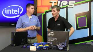 PROTECT YOUR DATA! Use an Intel SSD with Full Disk Encryption NCIX Tech Tips
