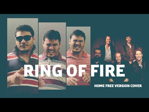 Home Free - Ring of Fire (Johnny Cash) - Alexon Demétrio Cover