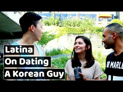 Latina dating experience of a Korean Guy. 한국 남자와 데이트한 라티나.