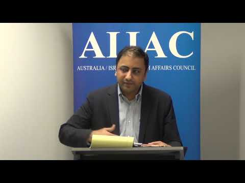 Sadanand Dhume on why India changed its relationship with Israel