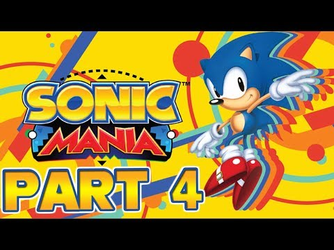 """Sonic Mania - Let's Play - Part 4 - """"Flying Battery Zone"""""""