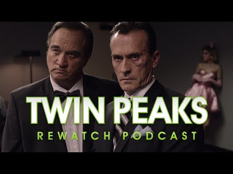 Twin Peaks S3 Ep. 10 Discussion (Twin Peaks Rewatch Podcast)