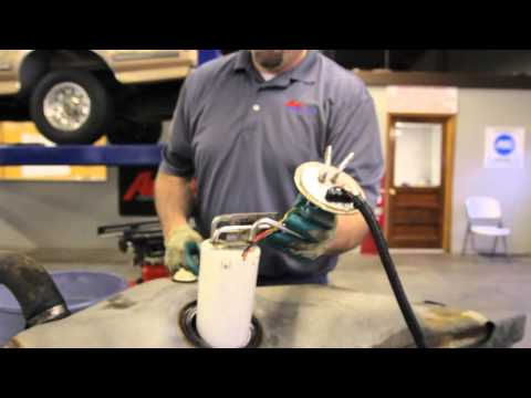 how to install fuel pump e2059mn in 1990-1996 f-150, f-250, f-350 and  1995-1996 ford explorer - youtube