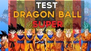 Â¿Que personaje de Dragon Ball Super eres? | Test Divertidos...