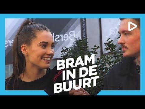'Ik wil een topmodel worden!' - Bram In De Buurt | SLAM!