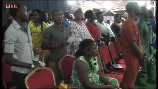 Reverend Kingsley Aigbe - The Oil Belongs To Me - Live Stream