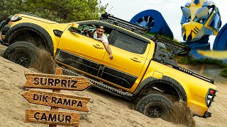 FANTASTiK OFF ROAD   BUYUK SURPRiZ  Resimi